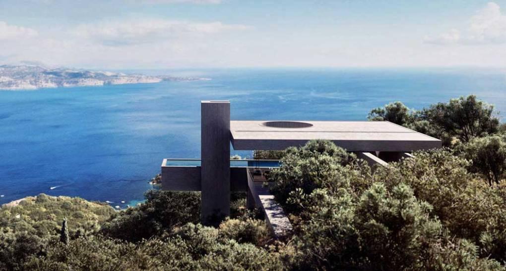 Casa Odyssia Corfu Greece