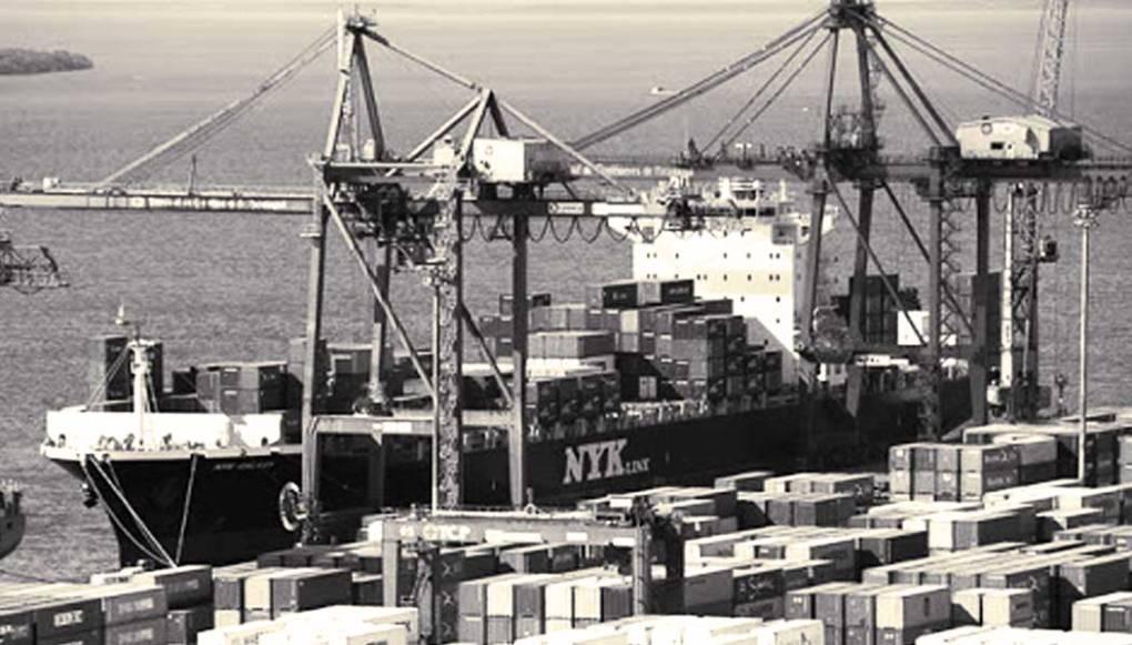 Port of Paranagua Brazil