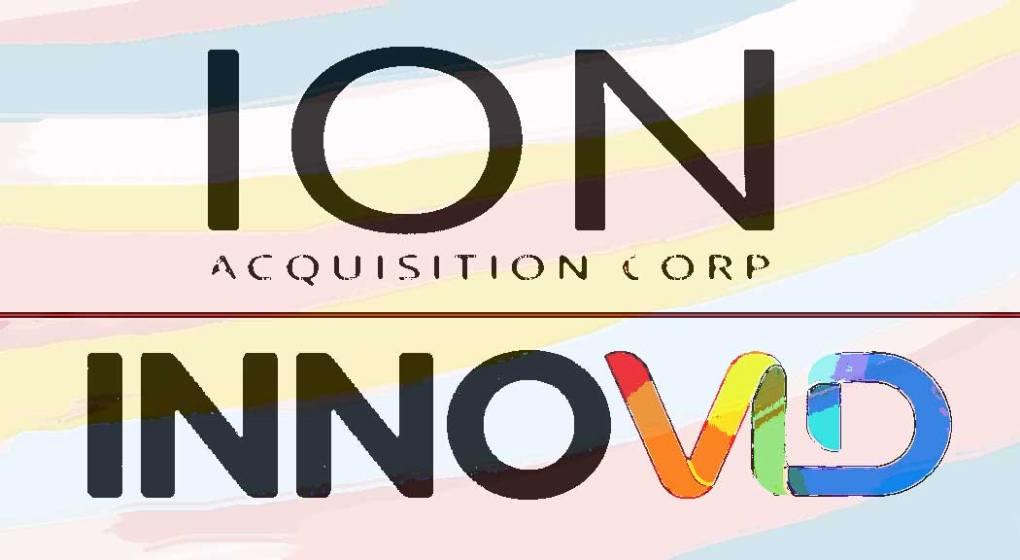 ION Innovid logos