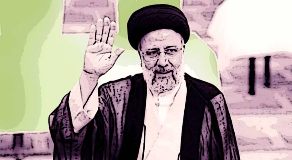 Iran's President Ebrahim Raisi,