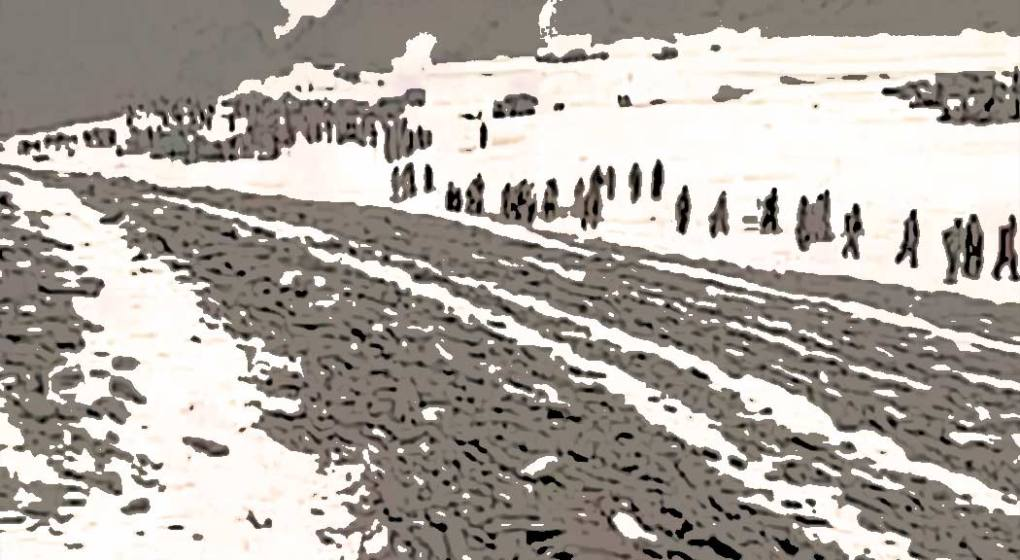 Afghans flee country
