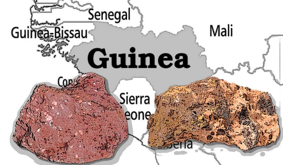 Buaxite Guinea