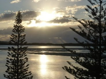 Sunrise at WorldMark Resort Golden Beach