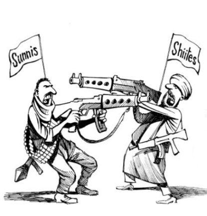 Iraqis Turn Battle Against Daesh into Sunni-Shiite War