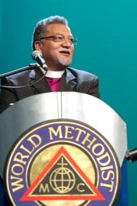 Bishop Ivan Abrahams
