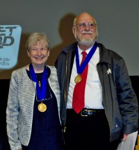 Dr. Hugh and Shirliann Johnson