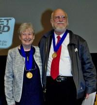 Dr. Hugh and Shirliann Johnson