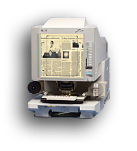 ALOS Z-Scan 46 Microfilm Scanner