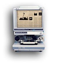 ALOS Z47 Microfilm Scanner