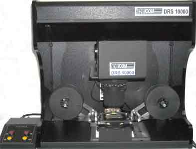 DRS10000 Microfilm Scanner with roll film attachemnt