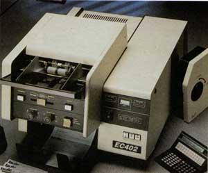 EyeCom Microfilm Check Camera