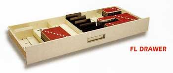 Microfiche Cabinet Drawer