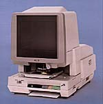ALOS Z40 Microfilm or Microfiche Reader Printer