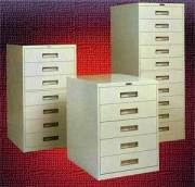 Microfiche Storage That Provides Maximum Filing