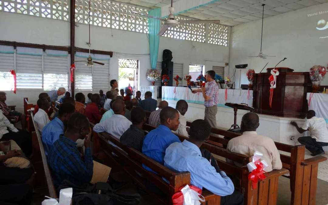 Acts 1:8 in Haiti