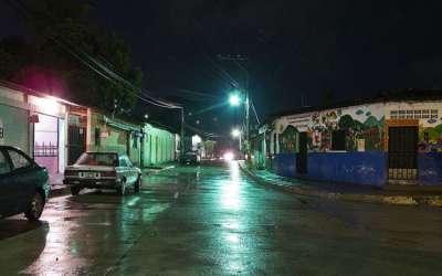 Alex Guarerro and El Salvador