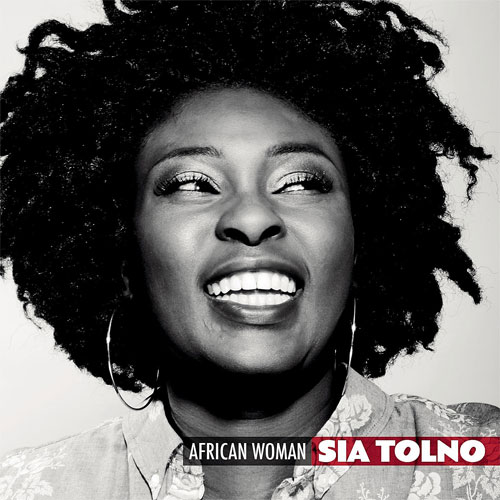 cover of the album African Woman by Sia Tolno