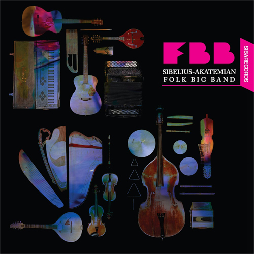 Sibelius Academy Folk Big Band - FBB