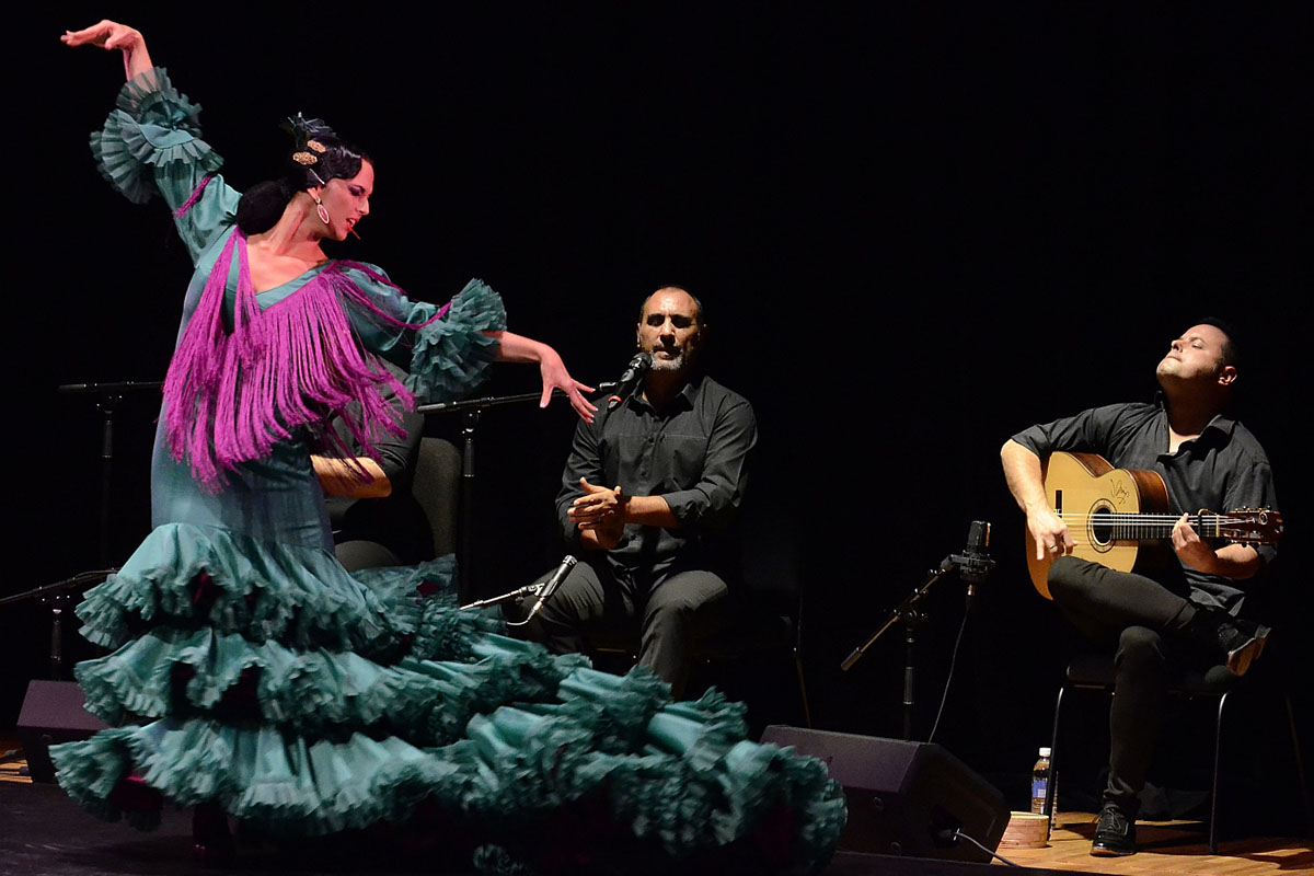 Focus on Flamenco - Memoria Antigua - Aga Khan Museum 03