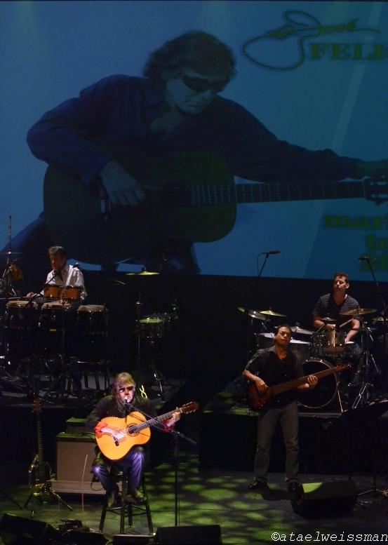 Jose Feliciano - Flato Markham Theatre 03