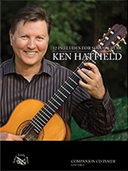 Ken Hatfield 12 Preludes for Solo Guitar copy