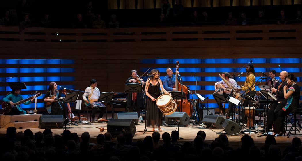 New Canadian Global Music Orchestra - Koerner Hall - Toronto - June 2, 2017 04