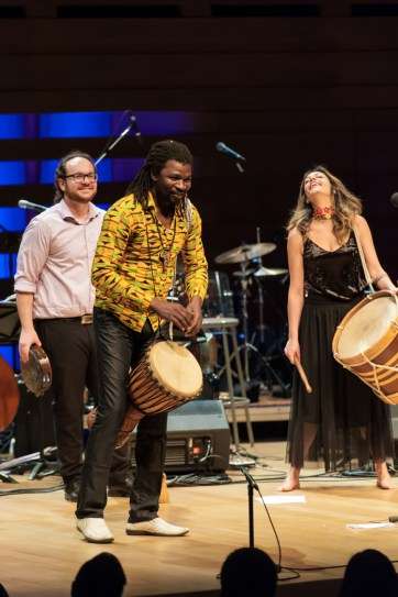 New Canadian Global Music Orchestra - Koerner Hall - Toronto - June 2, 2017 06