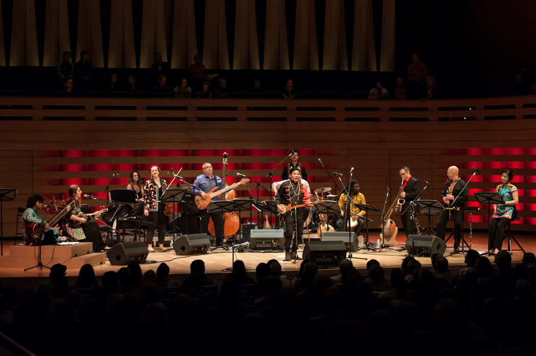 New Canadian Global Music Orchestra - Koerner Hall - Toronto - June 2, 2017 07