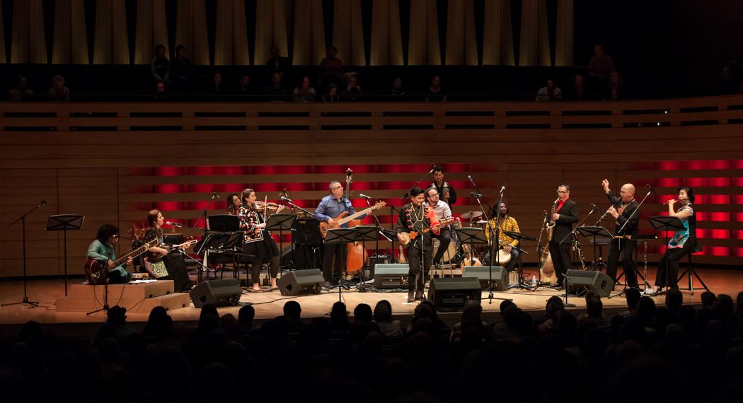 New Canadian Global Music Orchestra - Koerner Hall - Toronto - June 2, 2017 08