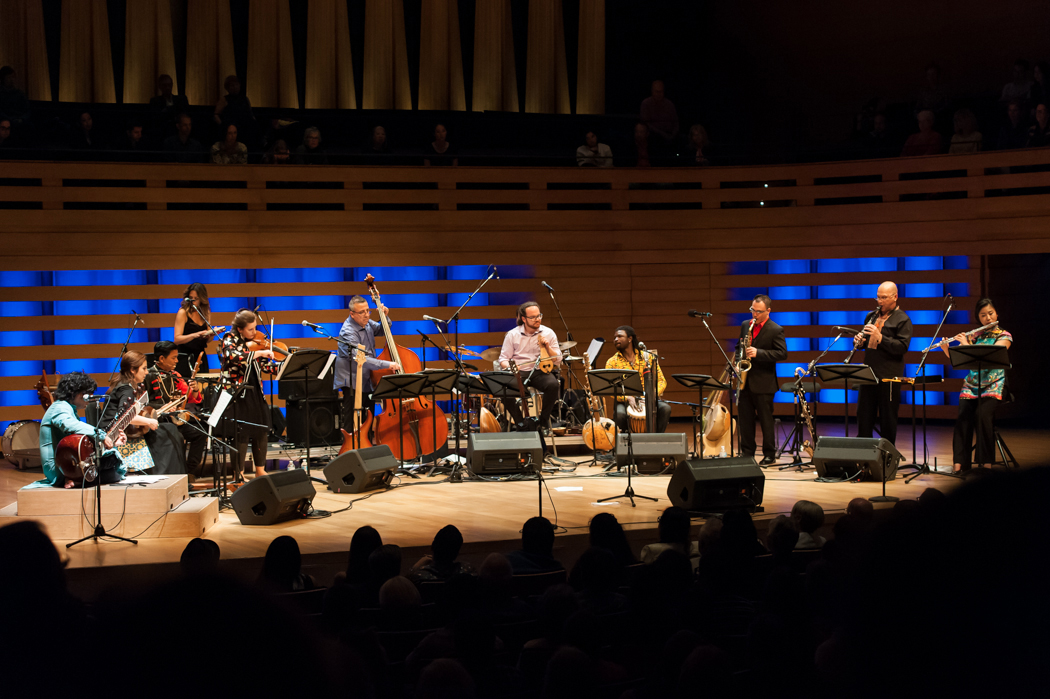 New Canadian Global Music Orchestra - Koerner Hall - Toronto - June 2, 2017 09