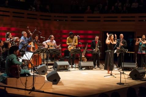 New Canadian Global Music Orchestra - Koerner Hall - Toronto - June 2, 2017 11