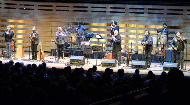 Inti-Illimani In Concert At Koerner Hall - Oct 27 2017, Toronto