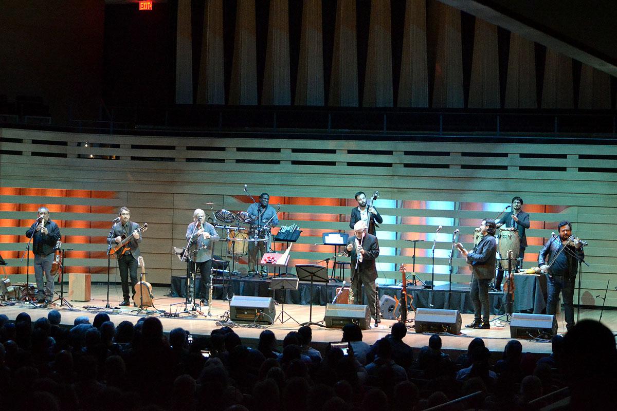 Inti-Illimani In Concert At Koerner Hall, Toronto - Oct 27 2017 01