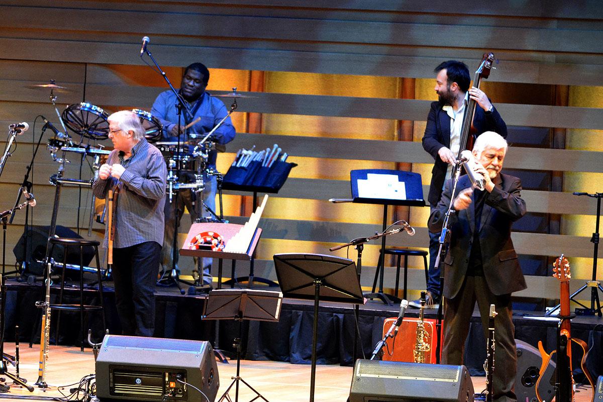 Inti-Illimani In Concert At Koerner Hall, Toronto - Oct 27 2017 03