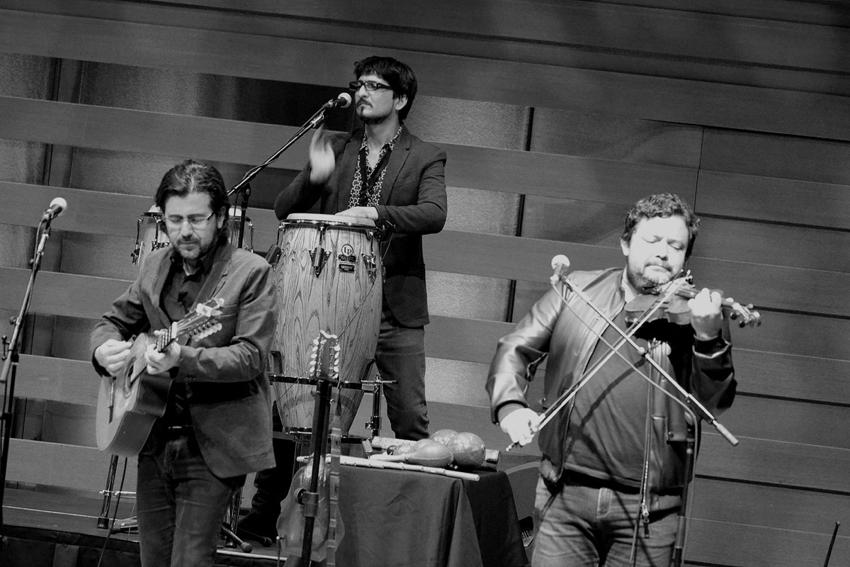 Inti-Illimani In Concert At Koerner Hall, Toronto - Oct 27 2017 11