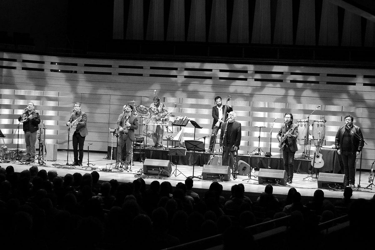 Inti-Illimani In Concert At Koerner Hall, Toronto - Oct 27 2017 12