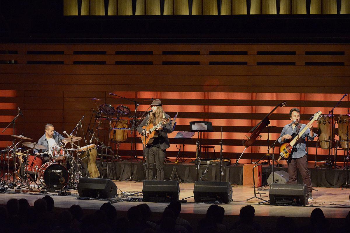 Nano Stern Trio In Concert At Koerner Hall, Toronto - Oct 27 2017 01