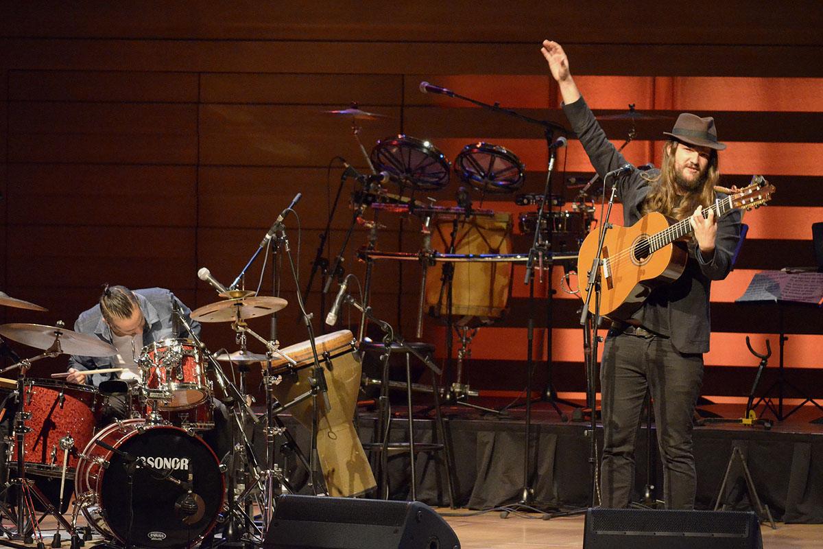 Nano Stern Trio In Concert At Koerner Hall, Toronto - Oct 27 2017 03