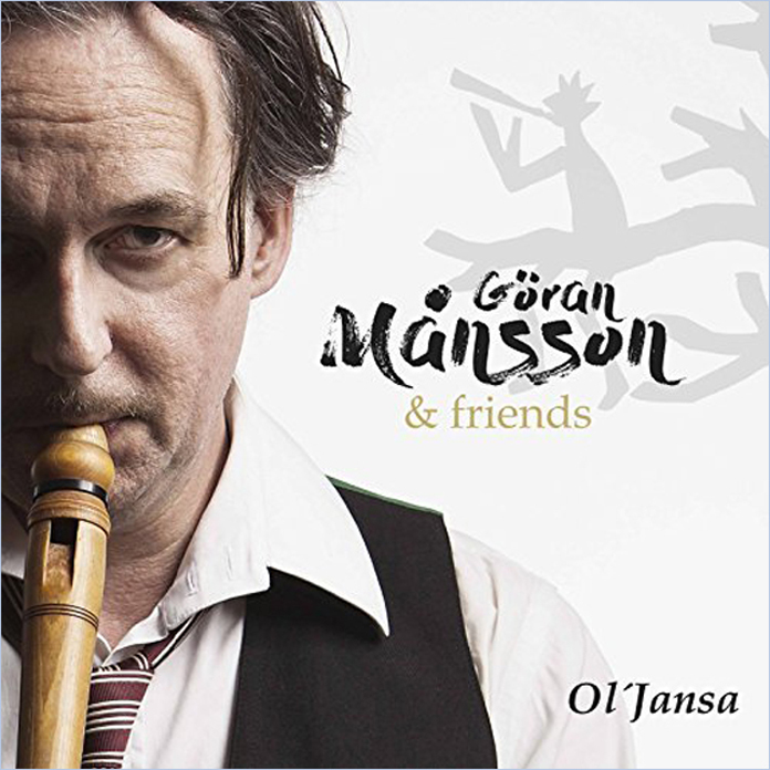 Göran Månsson & Friends: Ol' Jansa