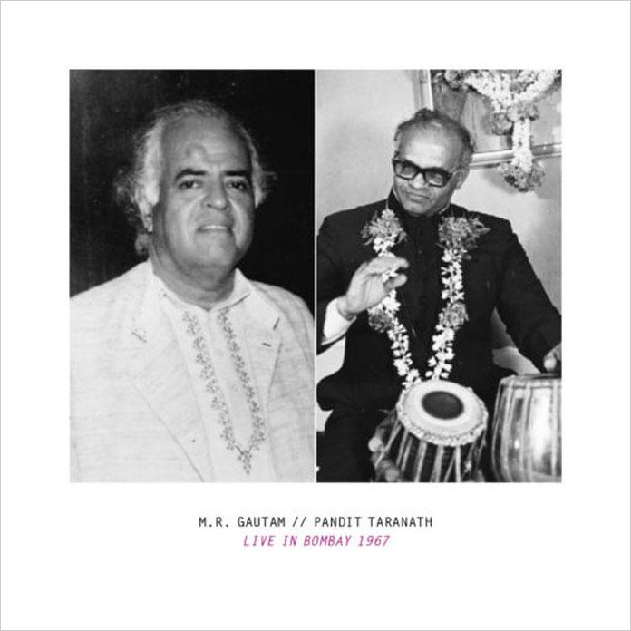 M.R. Gautam & Pandit Taranath - Live in Bombay 1967