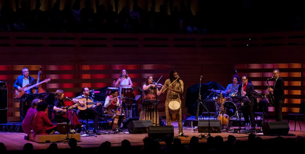 KUNÉ – Canada's Global Orchestra - Courtesy of The Royal Conservatory-Koerner Hall - Lisa Sakulensky Photography 08