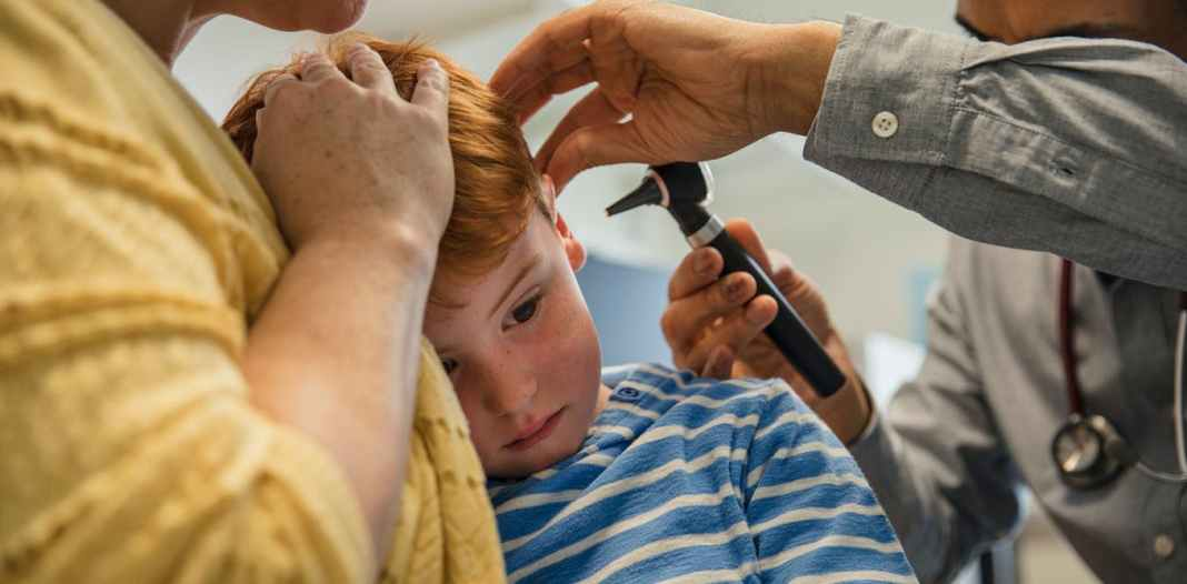 A pediatrician explains the surge in ear infections this summer after COVID-19 restrictions were lifted