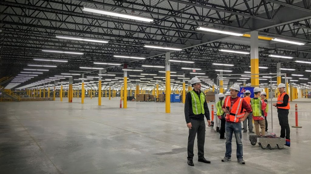 Pandemic, Amazon is driving the growth of Eastern Metro mega-business centers