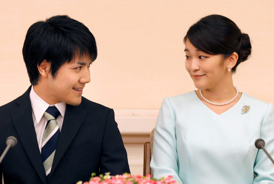 Princess Mako of Japan to give up one-time payment for marriage: NHK