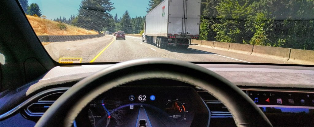 There's A Very Fascinating Issue With Tesla's Autopilot, New Study Says