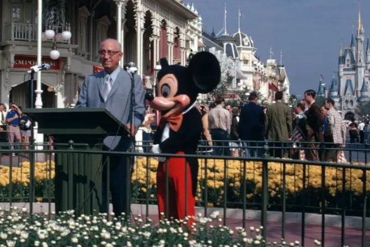 Disney World's 50th Anniversary Marks Change in Florida, Theme Parks