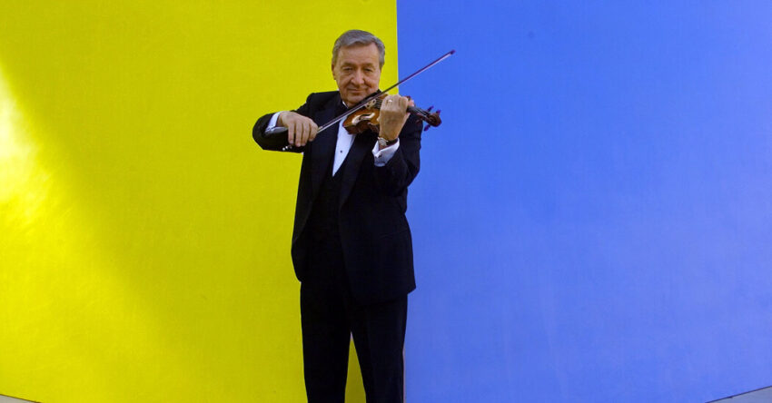 Raymond Gnievec, 89, Enduring Concertmaster of the Met Orchestra, des