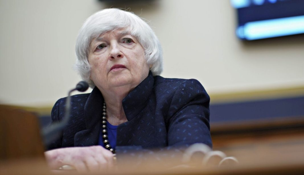 The US default will cause 'irreparable' damage, Yellen warns again