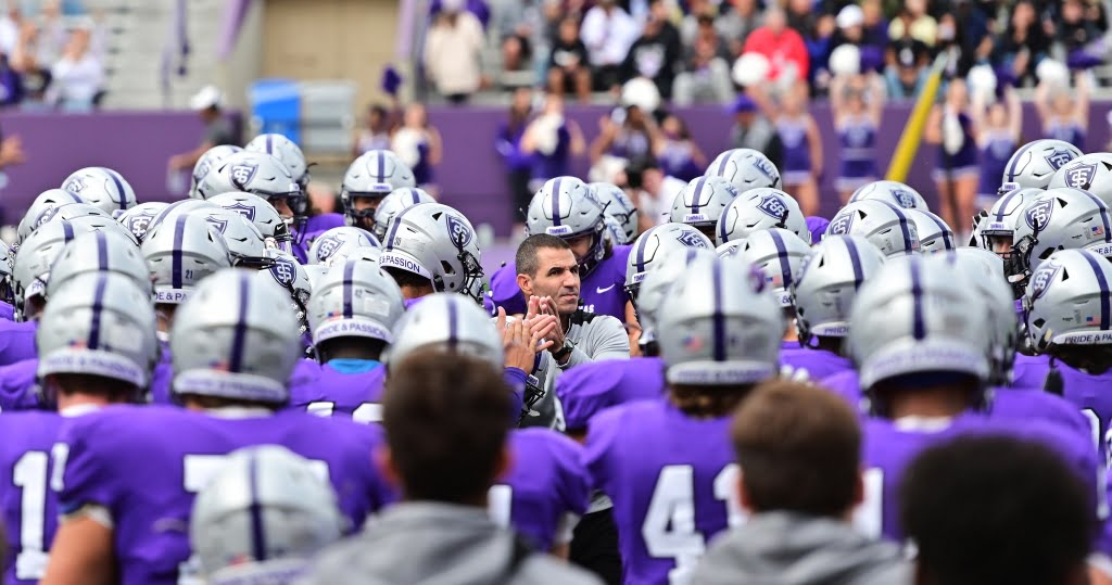 Tommy's football team's first recruiting class begins to shine