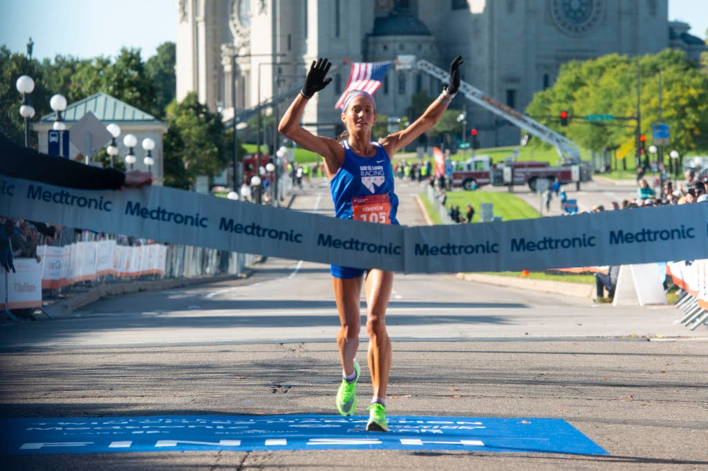 Twin Cities Marathon back for 2021 this weekend